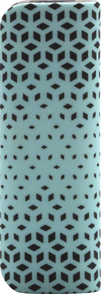Altec Lansing - Fashion Power Bank Portable Charger - Mint/Black (Green/Black)