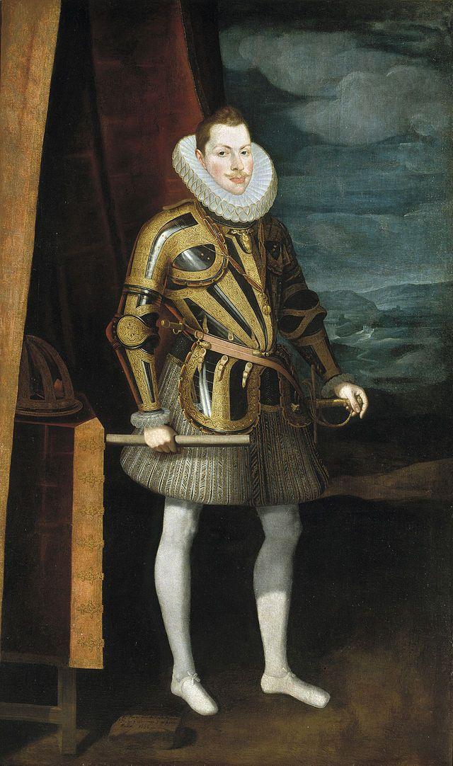Rei Filipe II de Portugal e Filipe III de Espanha (Madrid, 14 de abril de 1578 – Madrid, 31 de março de 1621), também chamado de Filipe, o Piedoso, foi Filipe III de Espanha. Foi Rei de Portugal desde 1598 até sua morte. Era filho do rei Filipe II de Espanha e sua quarta esposa Ana da Áustria.