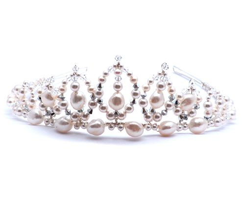 Completing the look, Accessories to match your wedding gown, shoes, tiaras, veils, boleros, hatinators, hats