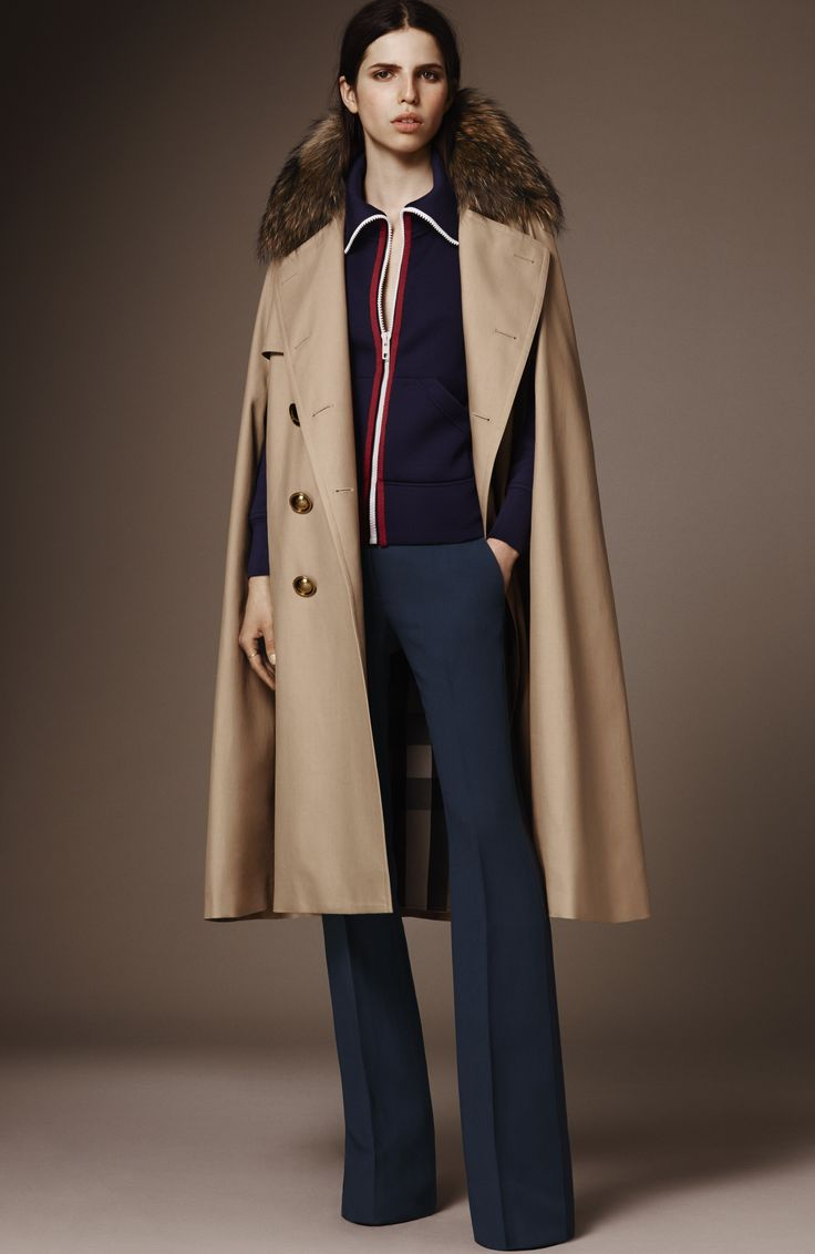 Burberry Pre-Fall 2016 Collection Photos - Vogue