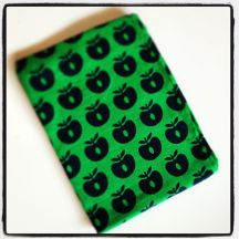 Burp Cloth Green - Tetra/Hydrofiel doek groen