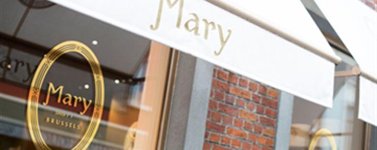 Mary Chocolatier - Belgian Chocolate Brand