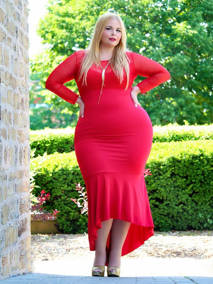 Beautiful clothes for plus size women