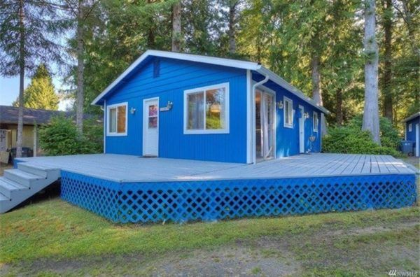 Best 25 Blue Houses Ideas On Pinterest