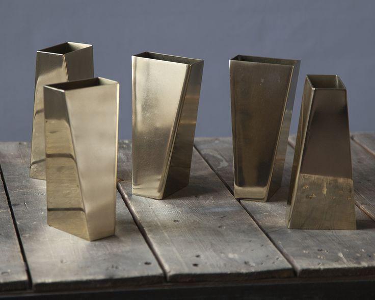 Handle Studio | Brass wall lamp 135х65х65 mm, lamp G4
