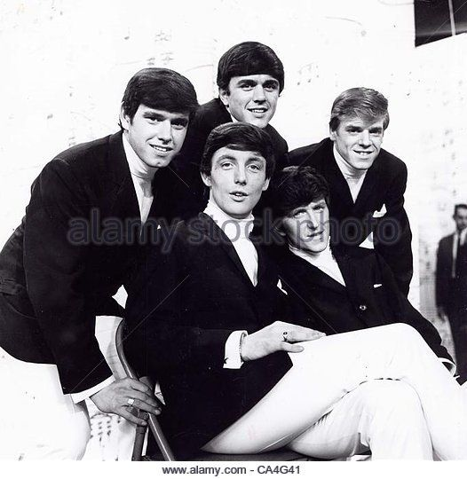 THE DAVE CLARK FIVE.Ed Sullivan Show.still.Supplied by   Photos inc.(Credit Image: © Supplied By Globe Photos Inc/Globe Photos/ZUMAPRESS.com) Stock Photo