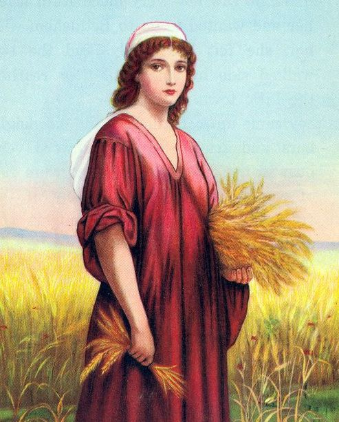 17 Best images about RUTH on Pinterest | Old testament ...