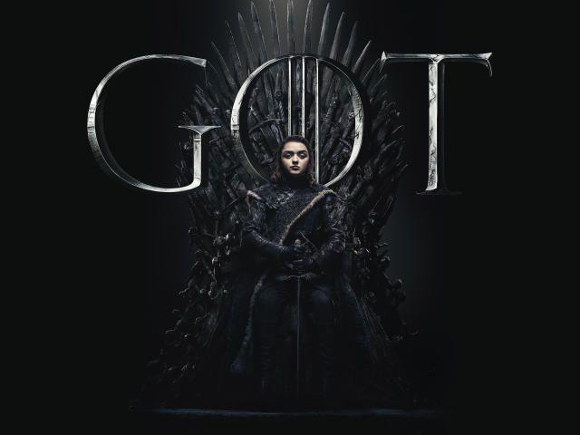 Download Arya Stark Game Of Thrones Season 8 Poster Wallpaper Tv Series Wallpapers Images Photos And Backg Arya Stark Wallpaper Arya Stark Cartoon Wallpaper