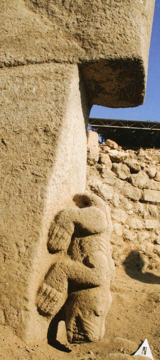 Göbekli Tepe- Urfa, 9600 BC (11.600 years ago)
