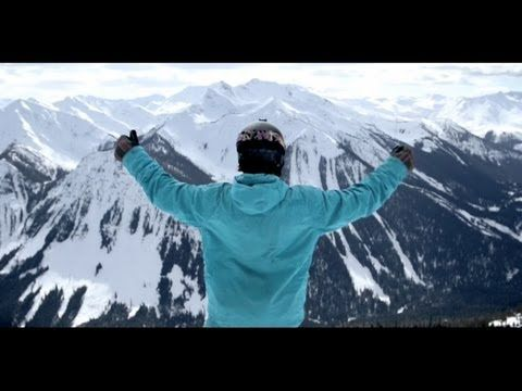 Halo - Tupelo Honey  brand new video from their new album. features extreme snow sports in the canadian rockies. breathtaking scenery