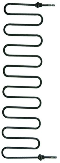 Heating Element 2500W 230V Heating Circuits 1 For EGO Part# 2434269023 Catering parts and supplies