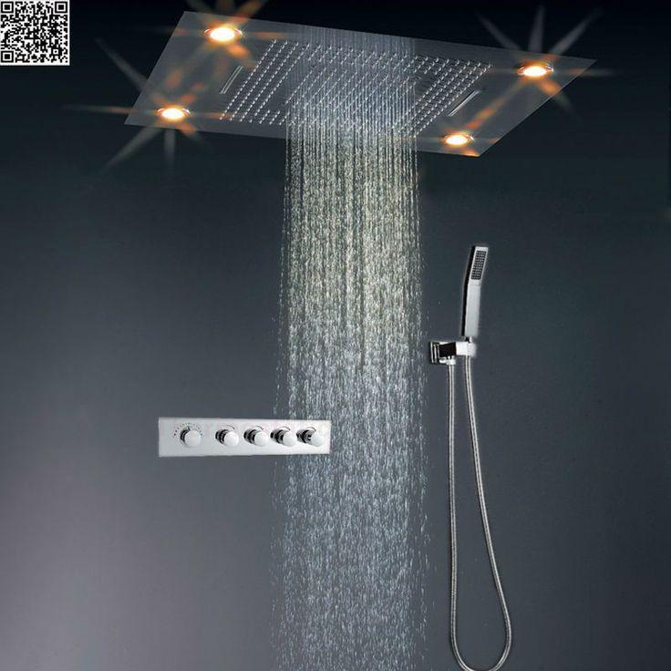 25 best big shower heads ideas on pinterest big shower master bathroom shower and dream shower