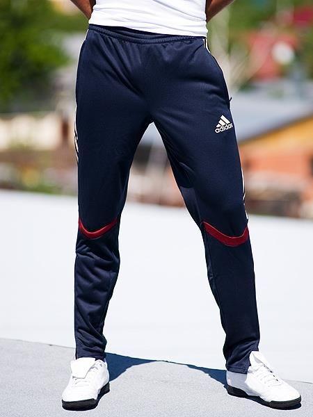 Штаны зауженные мужские adidas