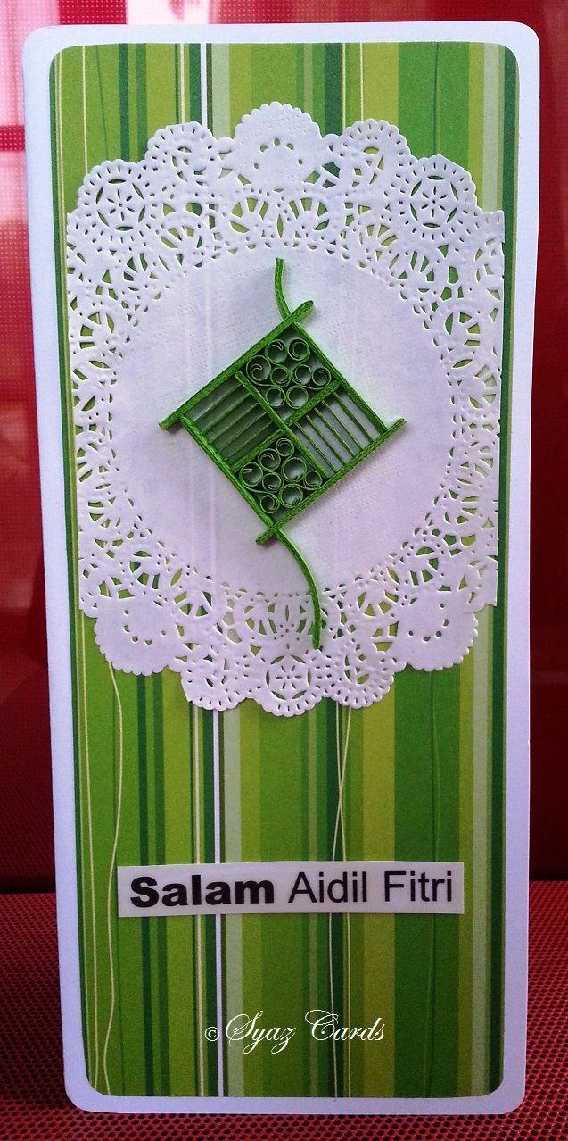 Syaz Cards: Happy Eid Mubarak