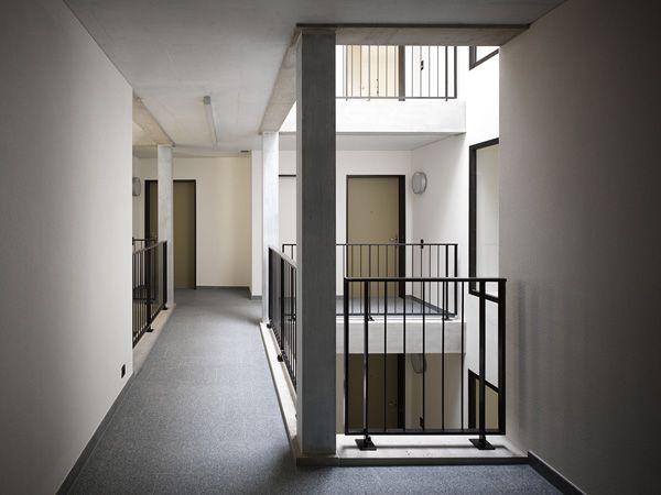 Hunziker Areal Haus B, Miroslav Šik Architekt, 2014 / Zusammenarbeit…