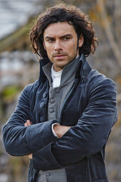 Aidan Turner, Poldark, Being Human, The Hobbit - Hot Pics (Glamour.com UK)