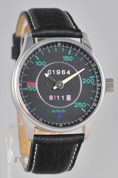 F-Modell von 1963-´73 - Tachometer Armbanduhren von 9vor11
