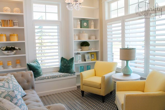 UV Parade of homes...the home is beautiful and brights. Maybe a little too colorful for my taste?