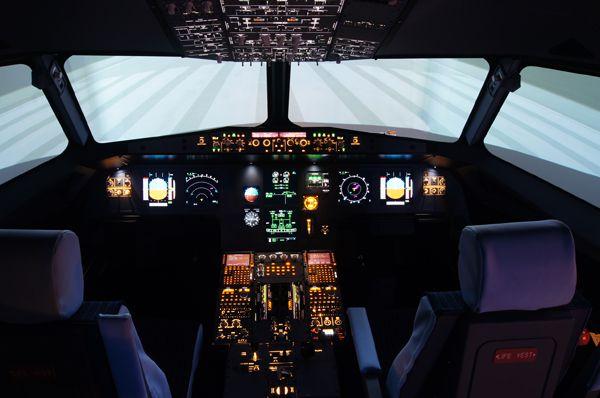 Vous avez toujours voulu devenir pilote ? Oui mais les études, vos lunettes, le temps tout ça… bref vous n'êtes pas pilote. Super Insolite vous propose de changer tout ça. En tout cas pour un temps ! Le temps d'une simulation de vol dans un véritable simulateur de vol d'Airbus A320 !  ►►► http://ow.ly/JImvw