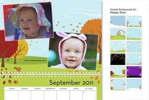 Free Shutterfly Calendar (just pay S)  You can start the month at any time during the year……  Father's Day – start it June 2013  School Calendar – start it Aug 2013  2014 Calendar