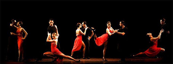 Tango dersleri başladı!