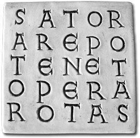 Il Quadrato Magico Sator