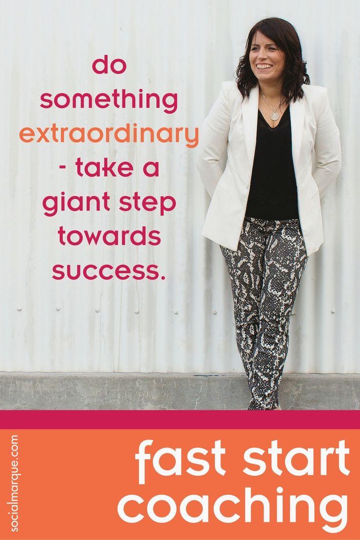 About Nicole Smith - Digital Marketing Strategist | Fast Start Coaching | SocialMarque.com