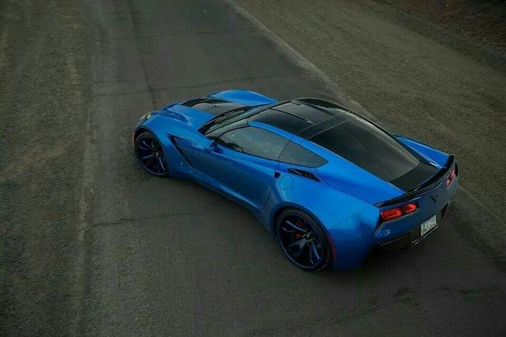 C 7 Corvette wide body....
