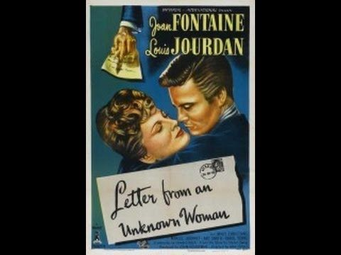 Letter from an Unknown Woman (1948, Max Ophüls)