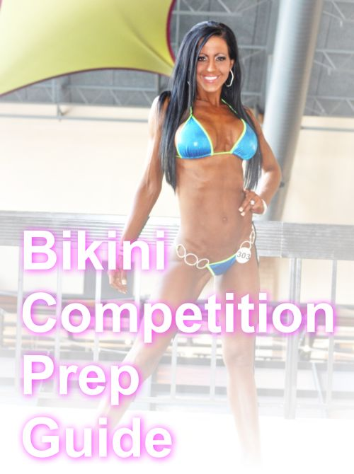 FAB University Bikini Competition EBook & Meal Planner - FigureAndBikini.org