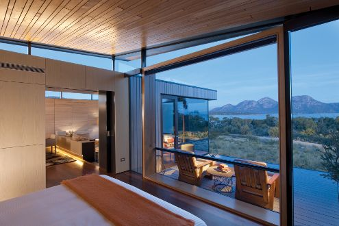 Paarhammer double and triple glazed windows contribute to energy savings