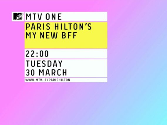 Creative Review - MTV's brand new look
