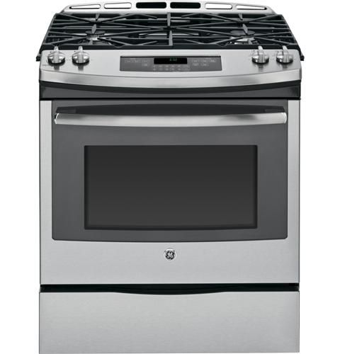 oakwood homes stainless steel oven from the design center - Oakwood Homes Design Center