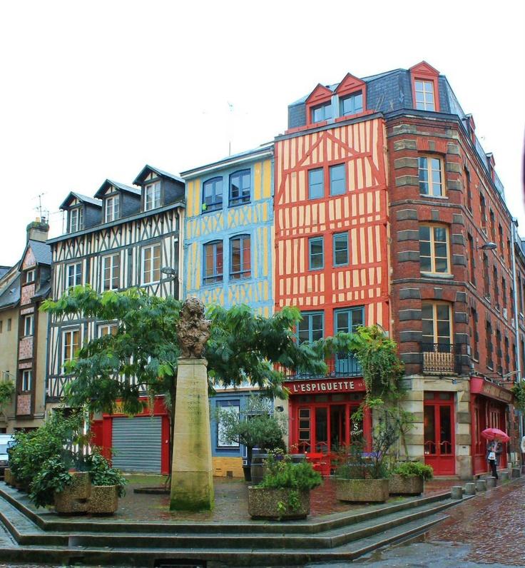 Brunch Normandie Serre musee Rouen