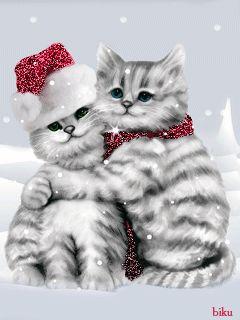 Boldog Új Évet! És az én ajándékom neked: szép karácsonyi animációt. Vita LiveInternet - orosz Service Online Diaries