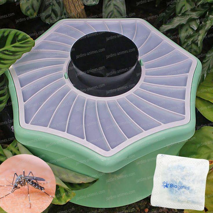 Piège de capture du moustique tigre. Fonctionne sans pesticide. Vidéo ici : http://fr.jardins-animes.com/piege-exterieur-anti-moustique-tigre-mosquitaire-p-2355.html