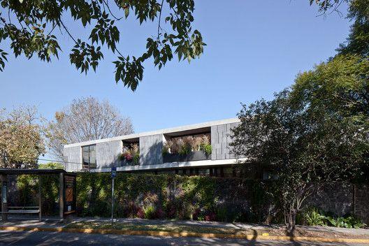 Casa Fuentes,© Onnis Luque