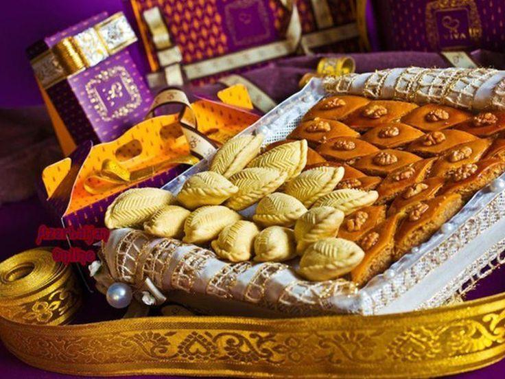 10 рецептов азербайджанских сладостей для праздничного стола на Новруз - ФОТО