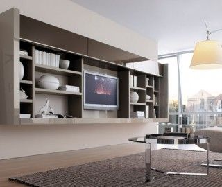 9 Interesting Wall Units For Living Room Picture Ideas