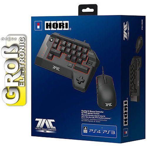 Tactical Assault Commander Four T.A.C. Four PS4 PS3 Hori NEU OVP Controller Maus  | eBay