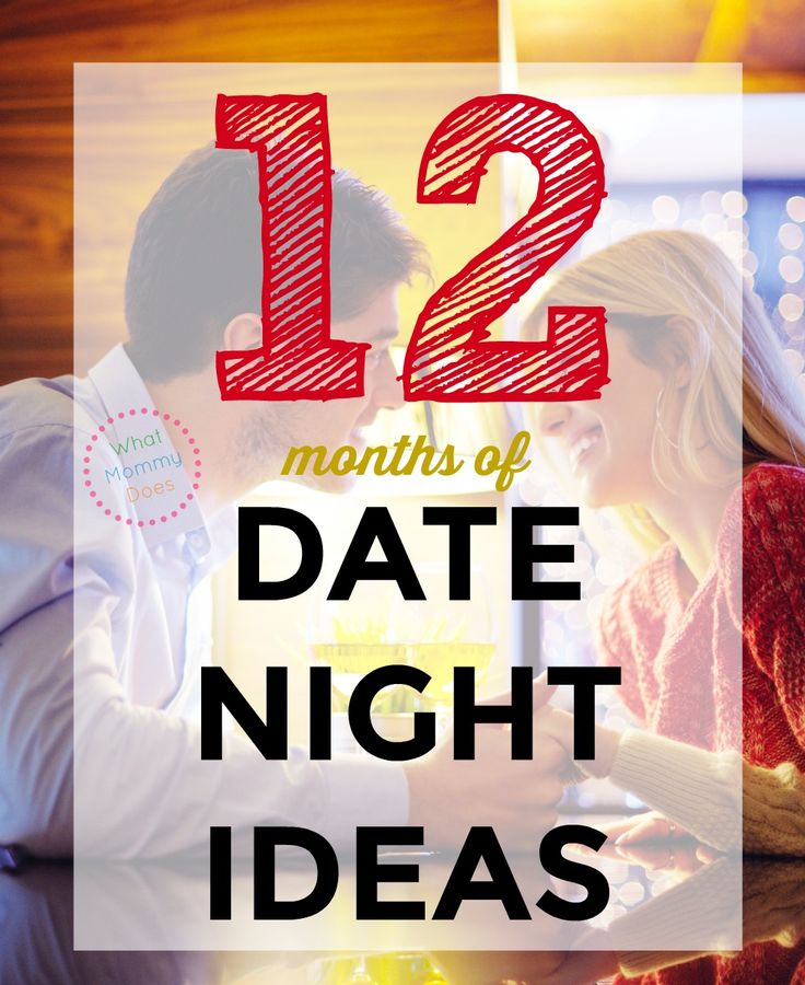 12 months of date night ideas with your husband with free printable tags fun valentines day - Cheap Things To Do For Valentines Day