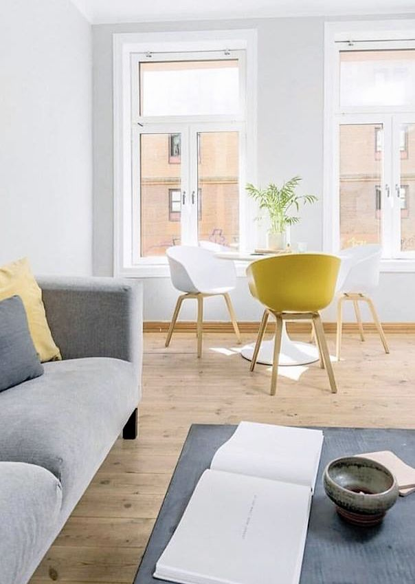 Via Nordic Days   Designlykke Styling   HAY About a Chair