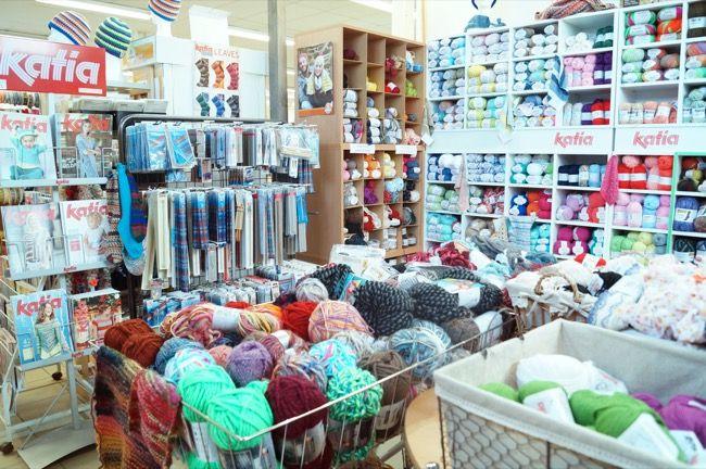 Boutique de laine, tricot et crochet à Husseren-Wesserling près de Thann, Cernay et Mulhouse en Alsace