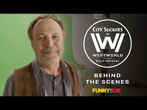 Funny Or Die: City Slickers in Westworld: Behind The Scenes