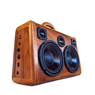 The BoomCase Store / Cherry Wood BoomCase - Well this is pretty awesomely, incredibly fantastic