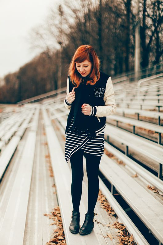 The Clothes Horse: Outfit: Stripes