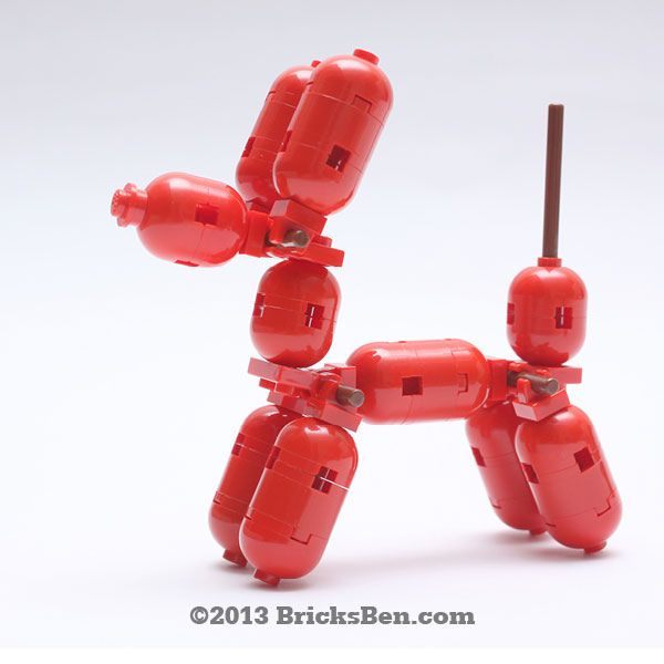 BricksBen - LEGO Balloon Dog