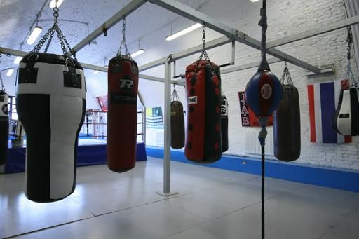 South London Boxing Gym, 266, Location list / Dixcotlocations.com - a location in itself and a location agency