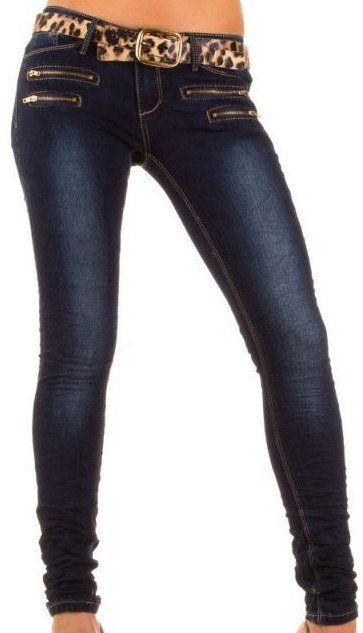 Jeans de dame pentru club