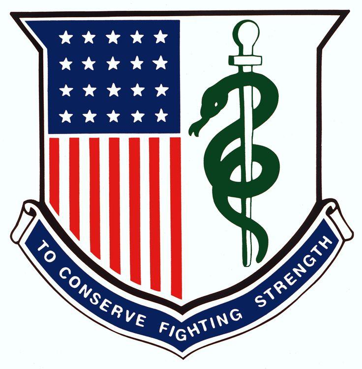 U.S. Army Medical Crest | AMEDD Regimental Distinctive Insignia